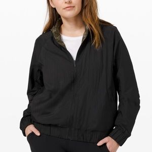 Lululemon Bombs Away Reversible Jacket NWT